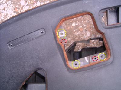 nissan maxima dash cutting